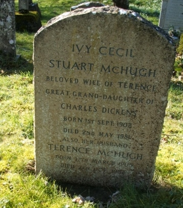 Charles20Dickens20great20grand daughter20is20buried20in20Baunton20Church